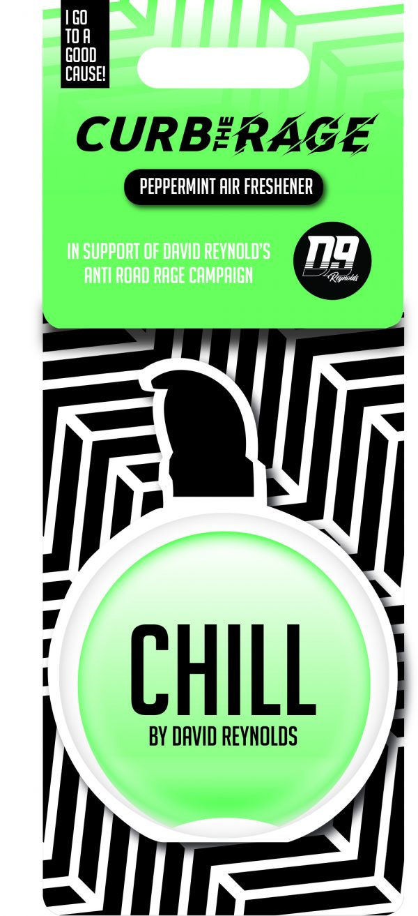 Chill Peppermint Air Freshener