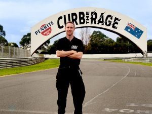 Curb the Rage on track