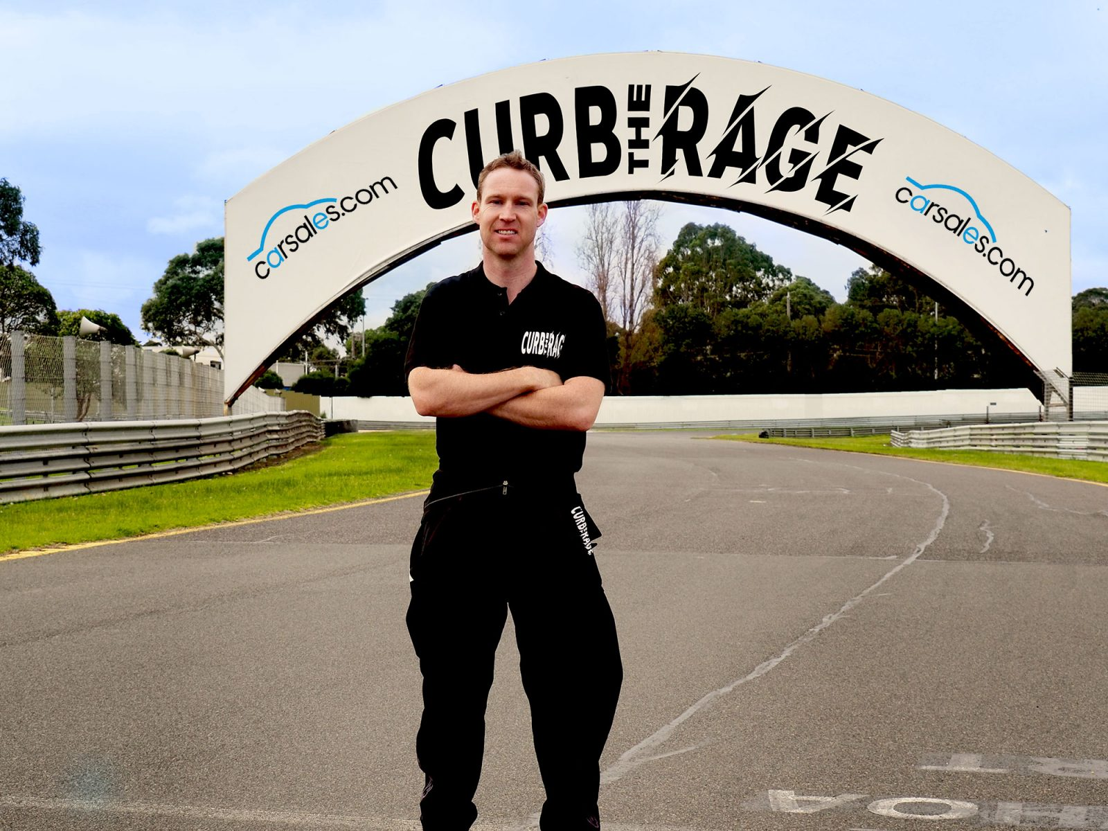 V8 Star to Curb the Rage